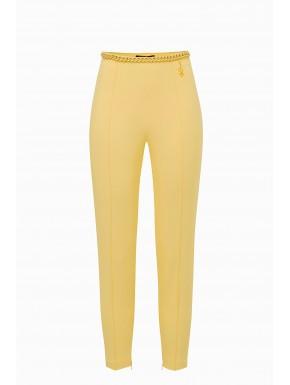 Pantalone con catena - ELISABETTA FRANCHI