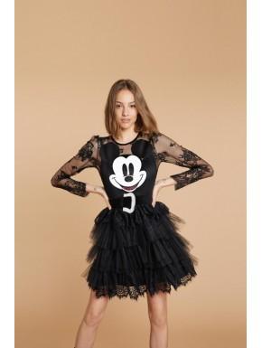 SMOKIE DRESS MICKEY - ANIYE BY