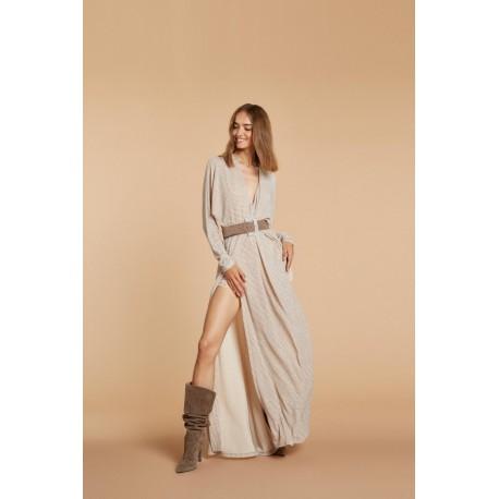 LONG DRESS GLITTER - ANIYE BY