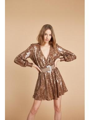 WRAP DRESS LUCY - ANIYE BY