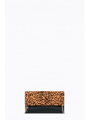 Pochette Piping Animalier - PATRIZIA PEPE