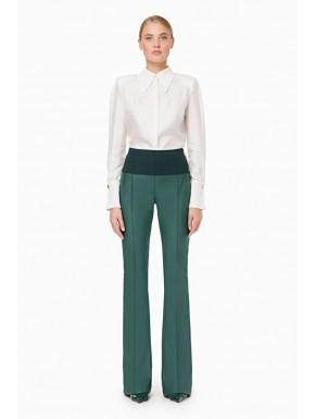 Pantalone in ecopelle - ELISABETTA FRANCHI