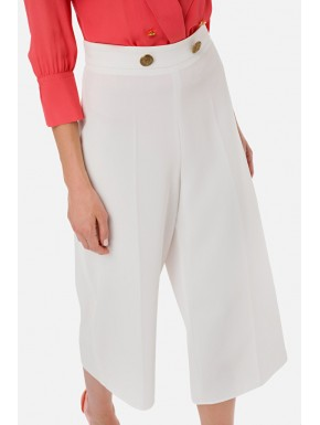 Pantalone a gamba larga - ELISABETTA FRANCHI