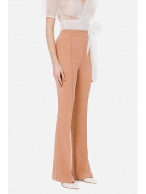 Pantalone skinny a zampa - ELISABETTA FRANCHI